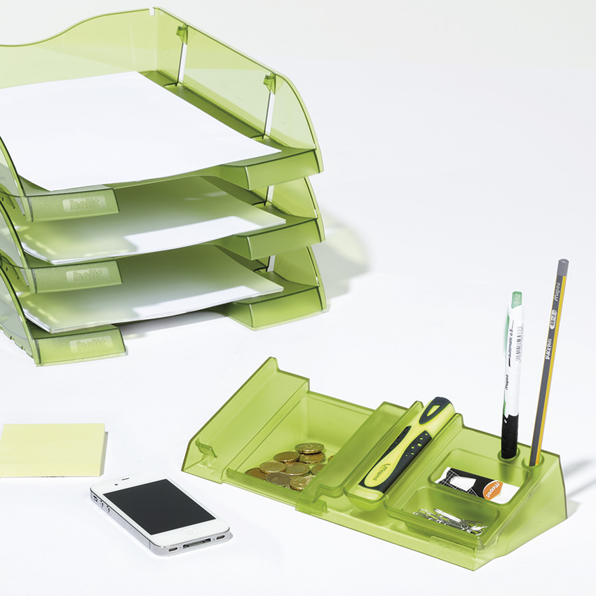 The smart green pet tisch organizer greenlogic for Tisch organizer design